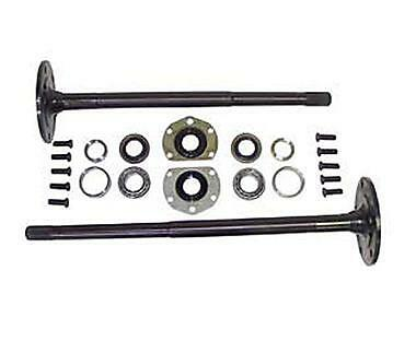 1976-1983 Jeep CJ7 CJ5 CJ8 One-Piece Rear Axle Kit (L & R