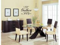 COME GATHER AT OUR TABLE Wall Art Decal Decor Kitchen ...