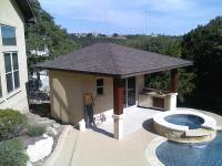 Pool House / Cabana / Guest House / Outdoor Kitchen / Bar ...