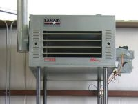 Waste Oil Heater/Furnace Lanair MX250 HEATER ONLY / FREE ...