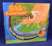 BIG BACKYARD SLIP N AND SLIDE KIDS POOL TOY | eBay