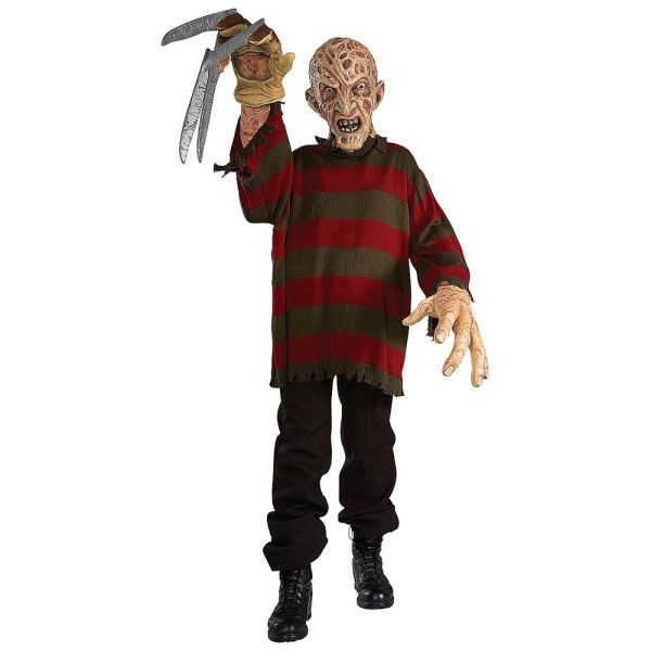 Freddy Krueger Creature Reacher Scary Halloween Monster