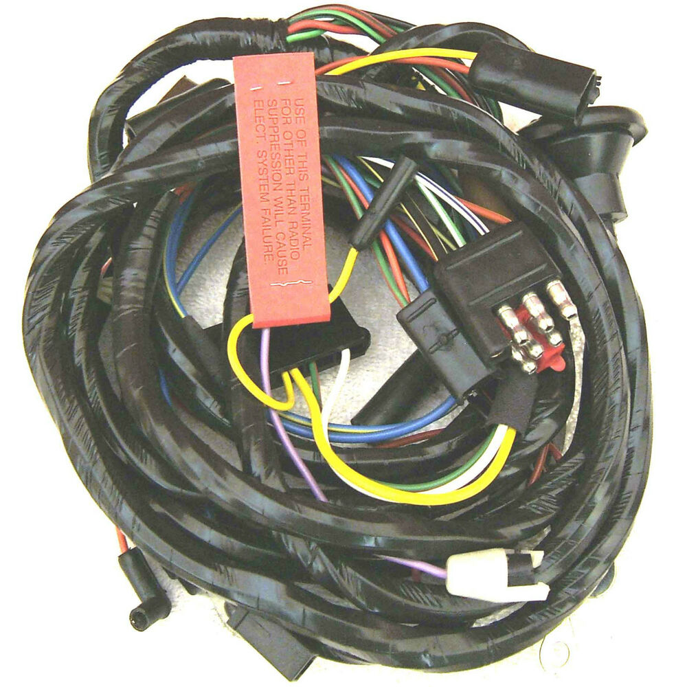 87 Cougar Wiring Diagram
