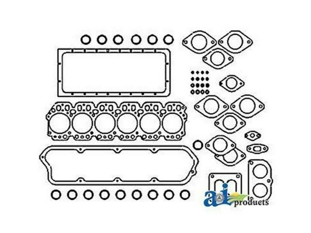74036899 Overhaul with Seals Gasket Set Fits Allis D21 210