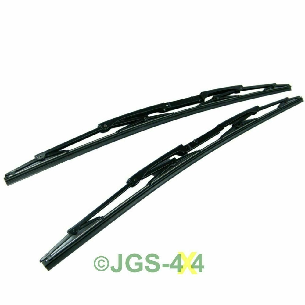 Land Rover Discovery 2 Windscreen Wiper Blade Set