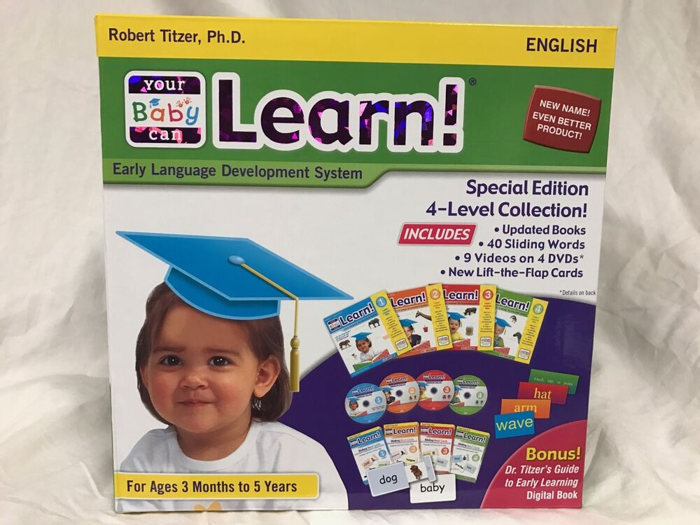 Your My Baby Can Learn UPDATED Version from READ Volume 1 ...