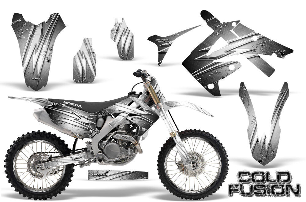 HONDA CRF 250 10-13 & CRF450 09-12 GRAPHICS KIT DECALS