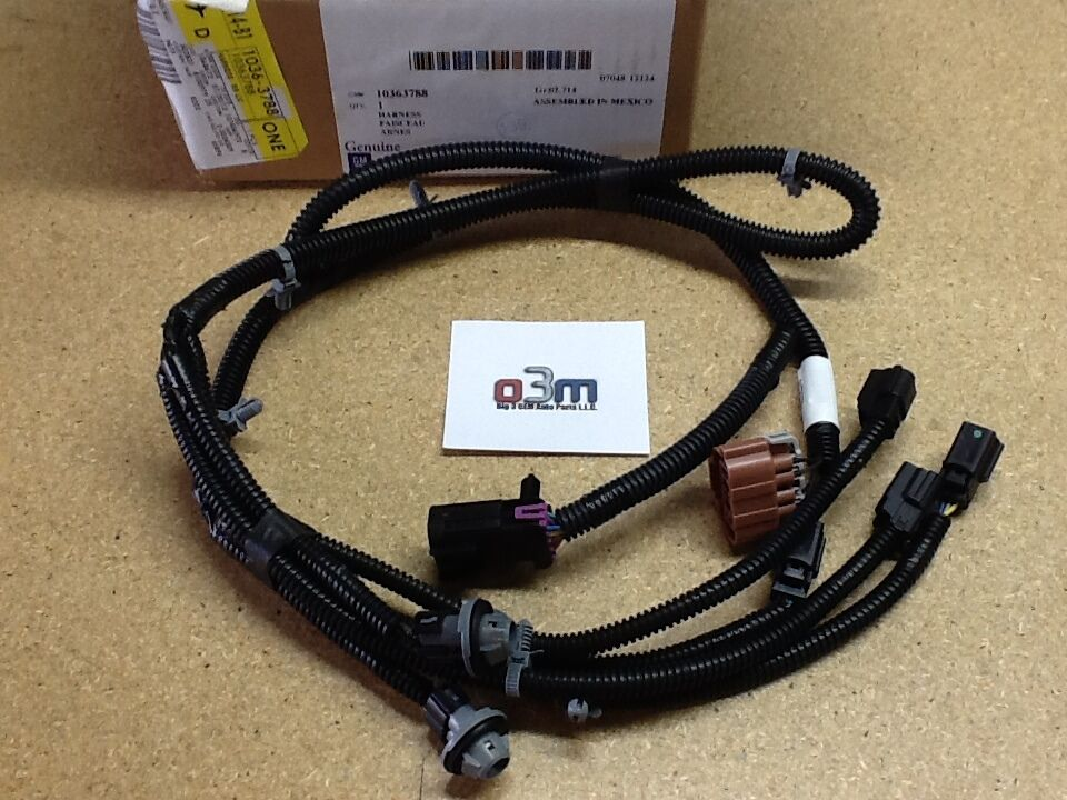 Gmc Truck Wiring Harness