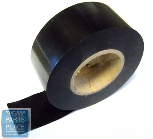 small resolution of details about gm non adhesive wire harness wrapping tape individual roll 1 1 4 x 100 ft