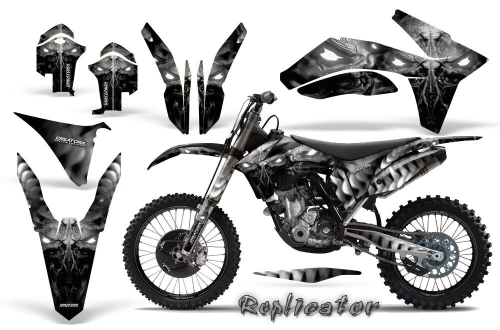 CREATORX GRAPHICS KIT FOR KTM 150XC 250XC 300XC 2011-2012