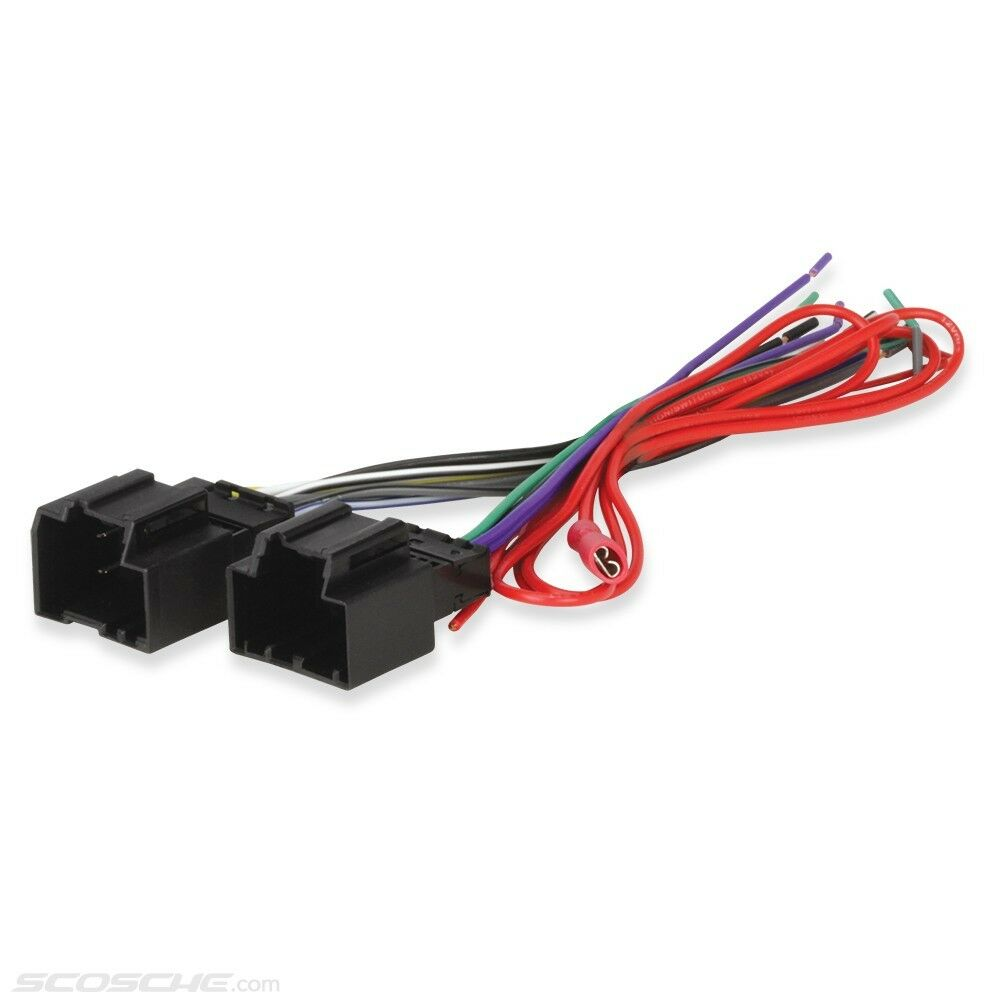 Auto Zone Wire Harness Stereo