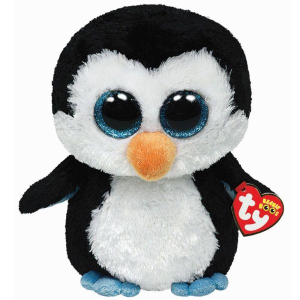 Ty Beanie Babies 36904 Boos Waddles Penguin Boo Buddy