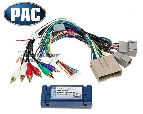 small resolution of 2006 2012 select ford lincoln mercury radio install stereo wiring harness 2006 porsche boxster radio wiring diagram 2006 chevy cobalt