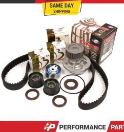 timing belt tensioner kit gmb water pump 04 08 suzuki reno forenza 2 0l a20dms 669145221390 ebay [ 1000 x 1000 Pixel ]