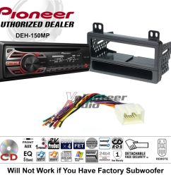 boss car stereo wiring diagram pioneer cd car stereo radio kit dash installation mounting [ 1000 x 1000 Pixel ]