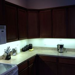 Kitchen Counter Lighting Large Round Table Under Cabinet Professional Kit Cool White Led Strip Details About Tape Light