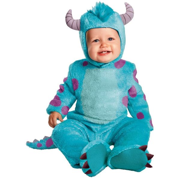 Sulley Classic Infant Costume Baby Monsters Inc