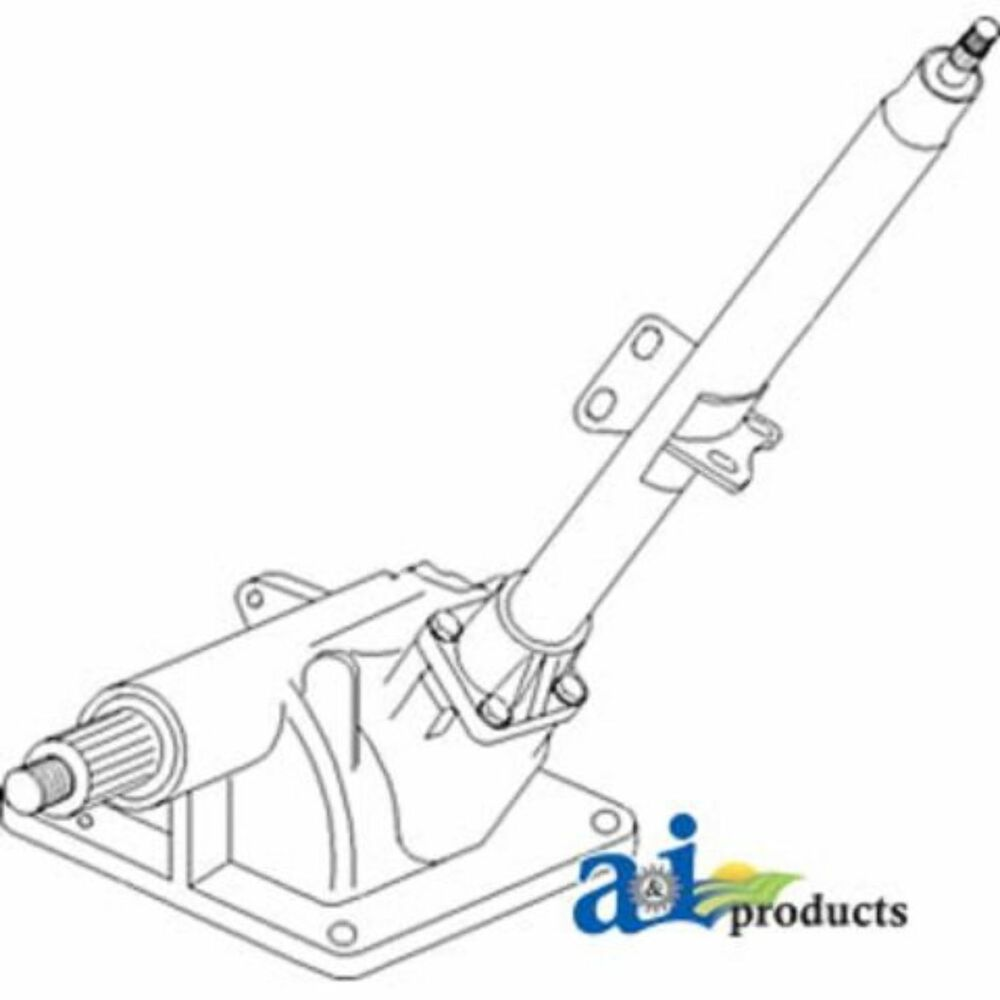 5086594 Steering Box Assembly Fits Fiat: 450, 480, 540
