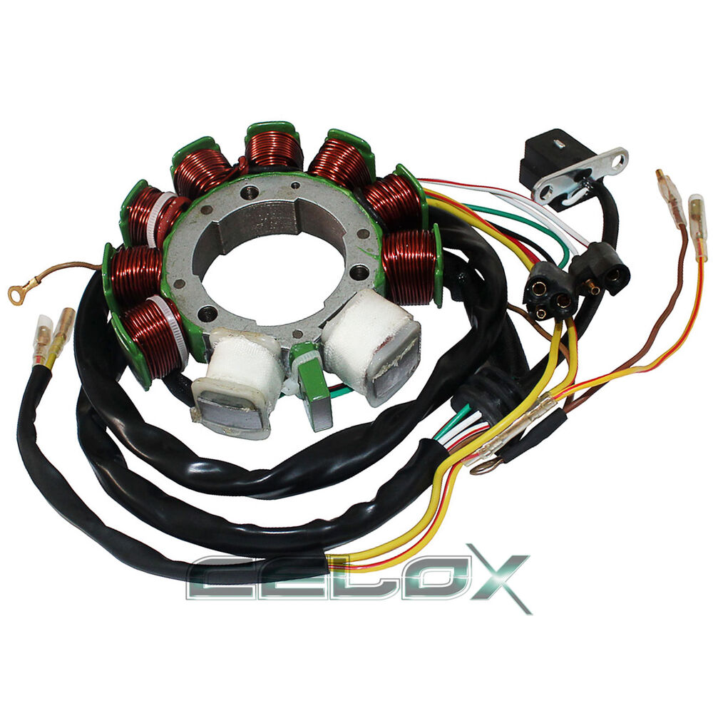 hight resolution of details about stator for polaris magnum 500 sportsman 500 6x6 1998 1999 2000 generator