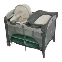 Graco Pack 'N Play PLAYPEN, Canopy Infant Napperstation ...