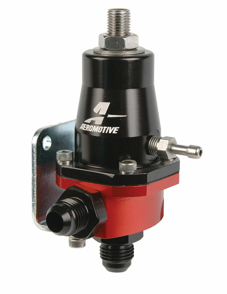 Fuel Delivery Is Controlled By An Aeromotive A1000 Pump Which Draws