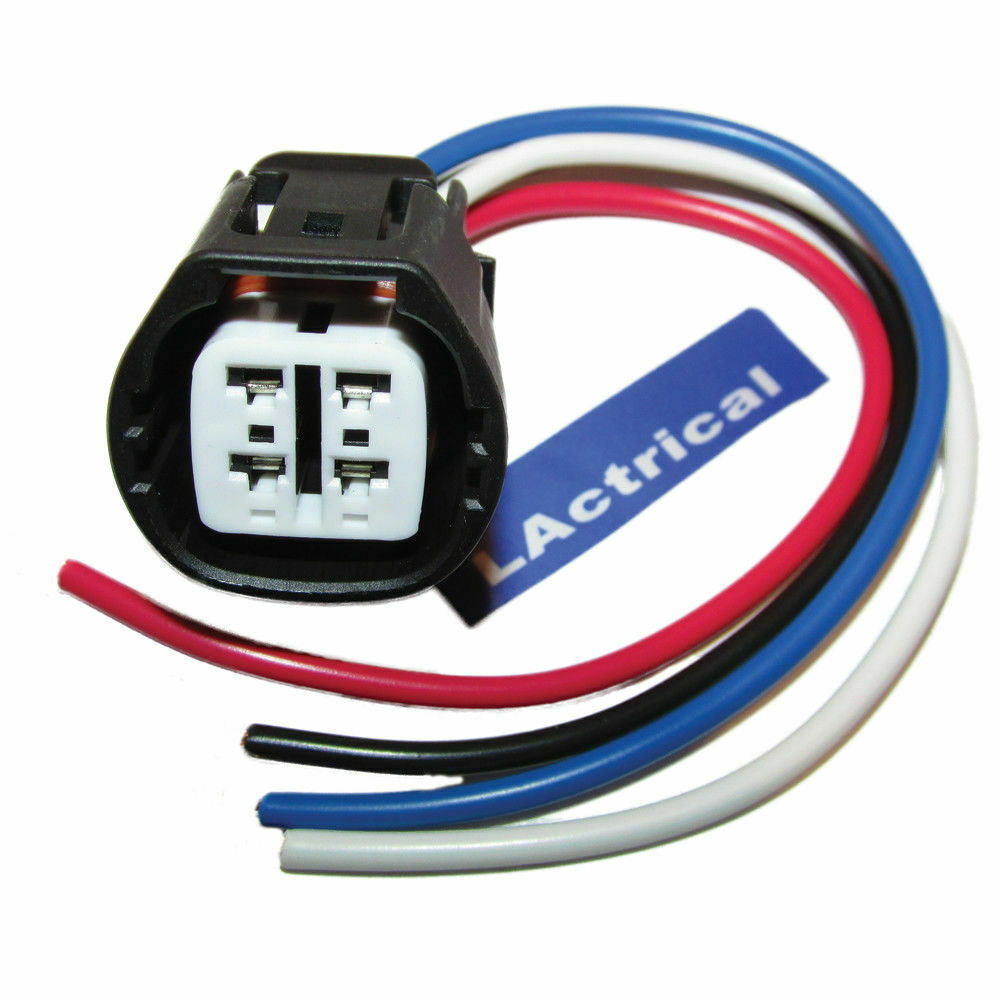 hight resolution of details about repair plug harness 4 wire pigtail fits honda odyssey pilot ridgeline 3 5l v6