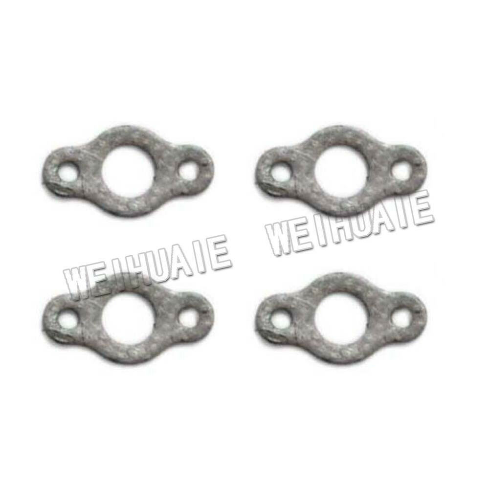 4 PCS MUFFLER EXHAUST GASKETS FOR 80CC MOTOR BICYCLE