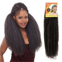 Femi Collection Kinky Twist Braid Kanekalon Synthetic ...