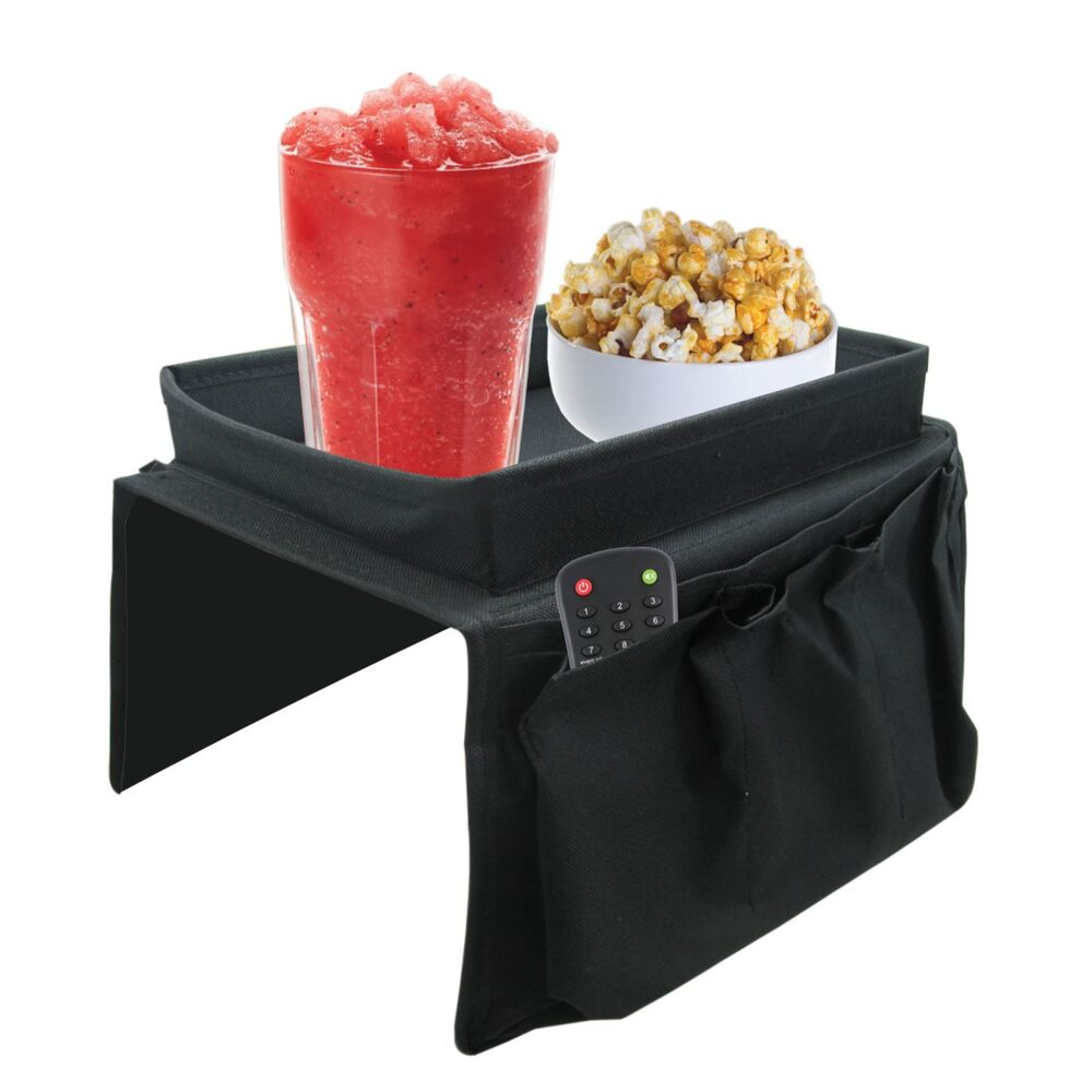 Sofa Chair Arm Rest 6 Pocket Organiser Couch Remote