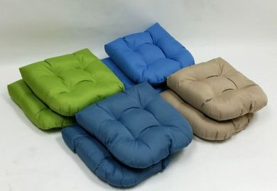 Patio Chairs With Cushions