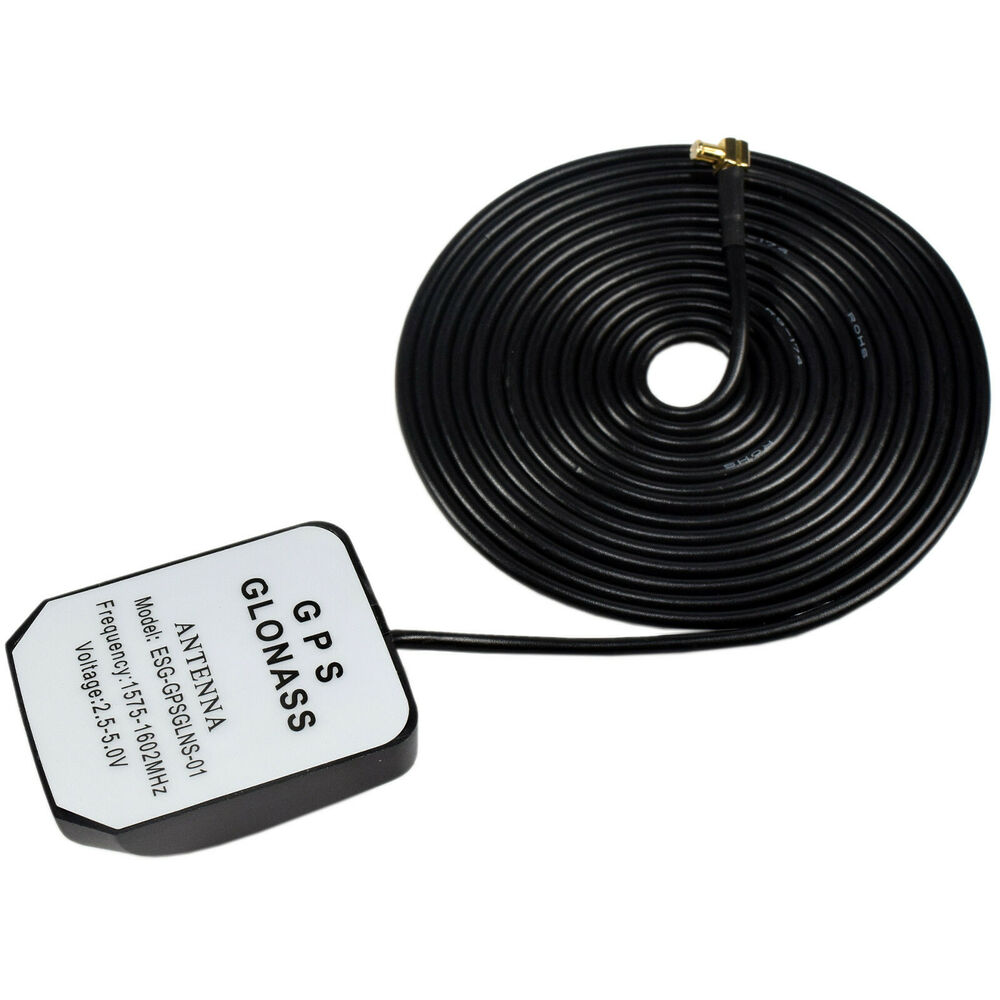 HQRP GPS Antenna for Garmin AT-65-MCX ER-102 Nuvi 350