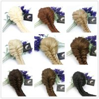 Superior Quality Clip in Fishtail Plaited Pony Tail Hair ...