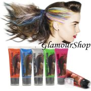 stargazer metallic neon hair