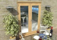 PATIO FRENCH DOORS - 5ft 1500mm 44mm - 1.8 U-VALUE ...
