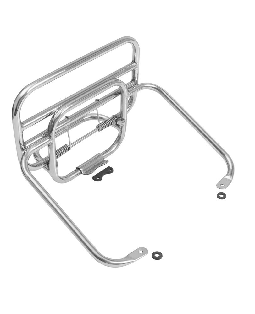 VESPA TSR Stainless Steel Rear Rack Carrier GTS 125/250