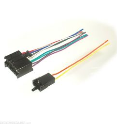 gm factory radio wiring harness gm free engine image for stereo wiring harness colors stereo wiring harness walmart [ 1000 x 1000 Pixel ]