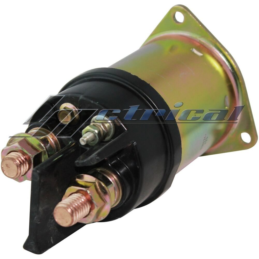 medium resolution of details about starter solenoid fits ford l6000 l7000 l8000 l9000 trucks 3208 3306 6v 92 86 99