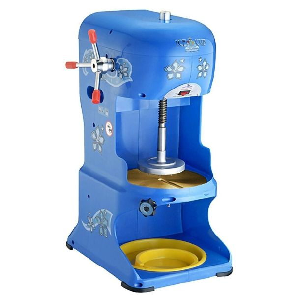 Premium Quality Shaved Ice Cub Machine Commercial Shaver Snow Cone Maker