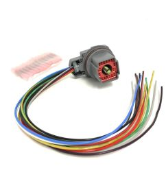 details about 5r55w 5r55s transmission wiring harness pigtail repair kit 2002 and up fits ford [ 1000 x 1000 Pixel ]