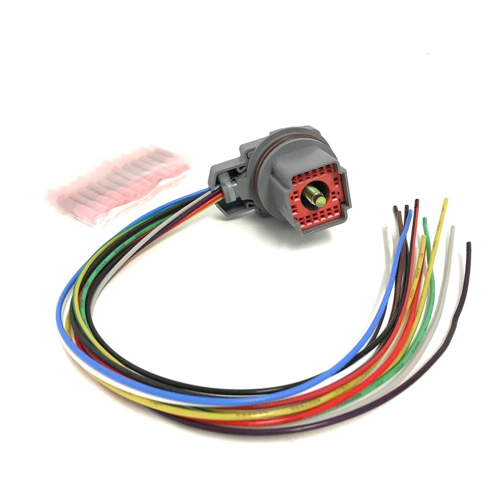 hight resolution of details about 5r55w 5r55s transmission wiring harness pigtail repair kit 2002 and up fits ford