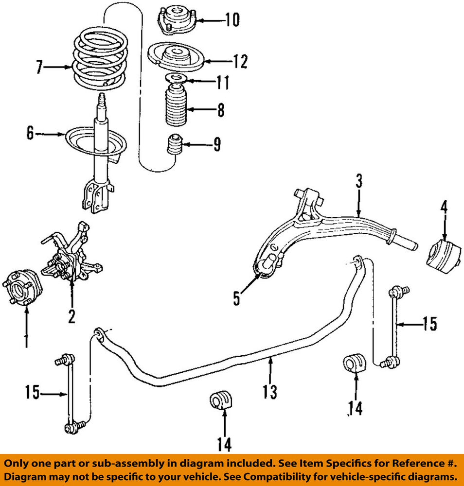 2007 Dodge Caliber Front Suspension Diagram Car Tuning