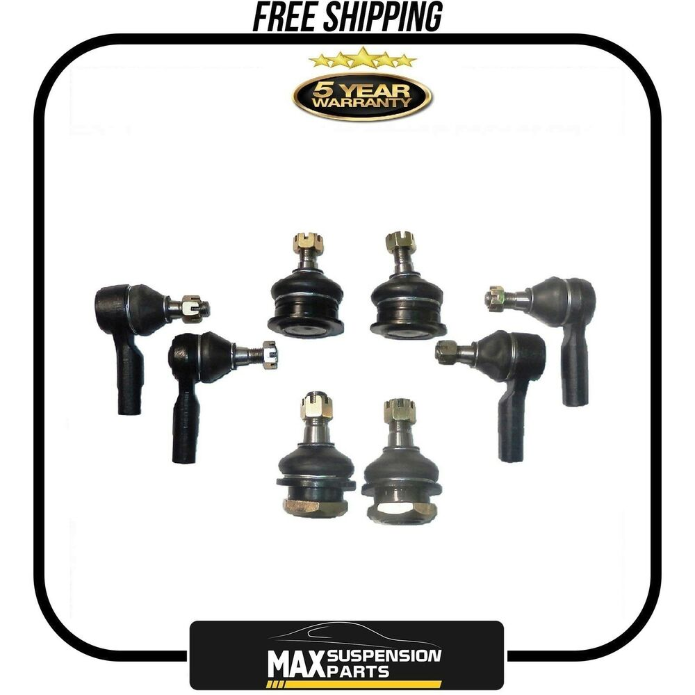 8 Piece Suspension Set for 1998-2004 Nissan Xterra