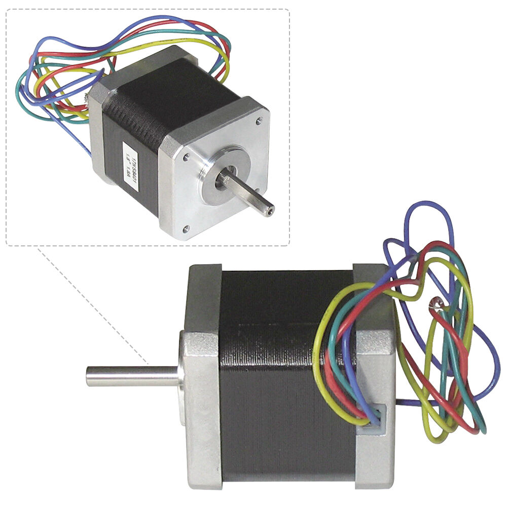 hight resolution of rattm motor 17hs8401 nema17 78 oz in cnc stepper motor stepping motor 1 8a 752993578805