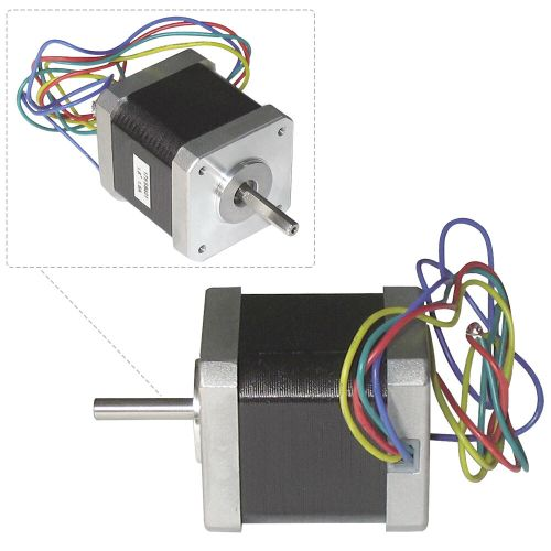 small resolution of rattm motor 17hs8401 nema17 78 oz in cnc stepper motor stepping motor 1 8a 752993578805