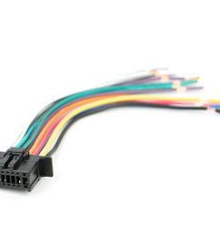 xtenzi 16 pin radio wire harness for pioneer fh x720bt fh x520ui more 702383838187 ebay [ 1000 x 833 Pixel ]