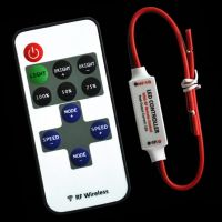 Wireless Remote Switch Controller Dimmer In-line LED Light ...