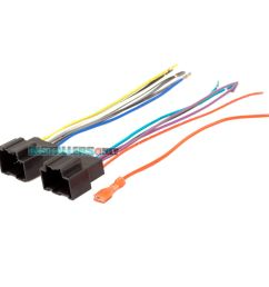 details about aftermarket car stereo radio wiring harness aveo g3 2105 wire adapter plug [ 1000 x 1000 Pixel ]