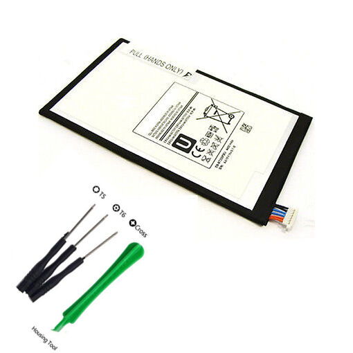 4450mA Replacement Battery For Samsung GALAXY Tab 4 8.0