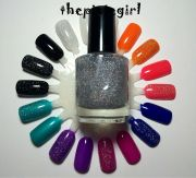 holographic holo glitter top coat
