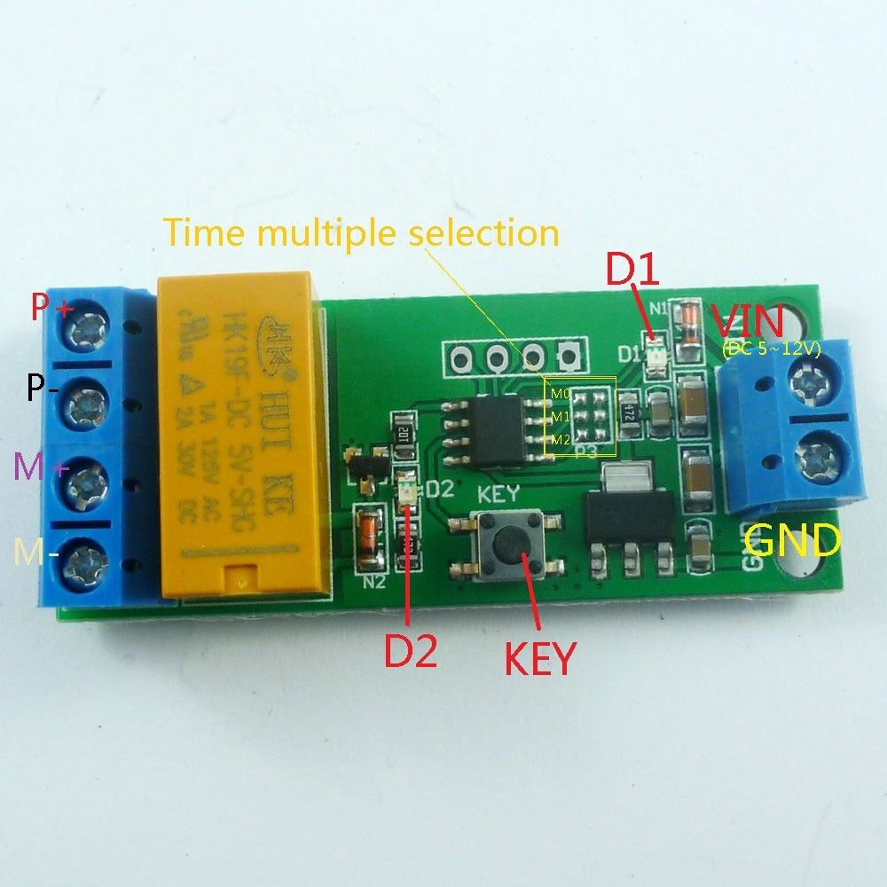 How To Build Time Delay Relay